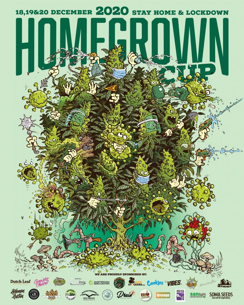 HomeGrown Cup 2020 Home Edition