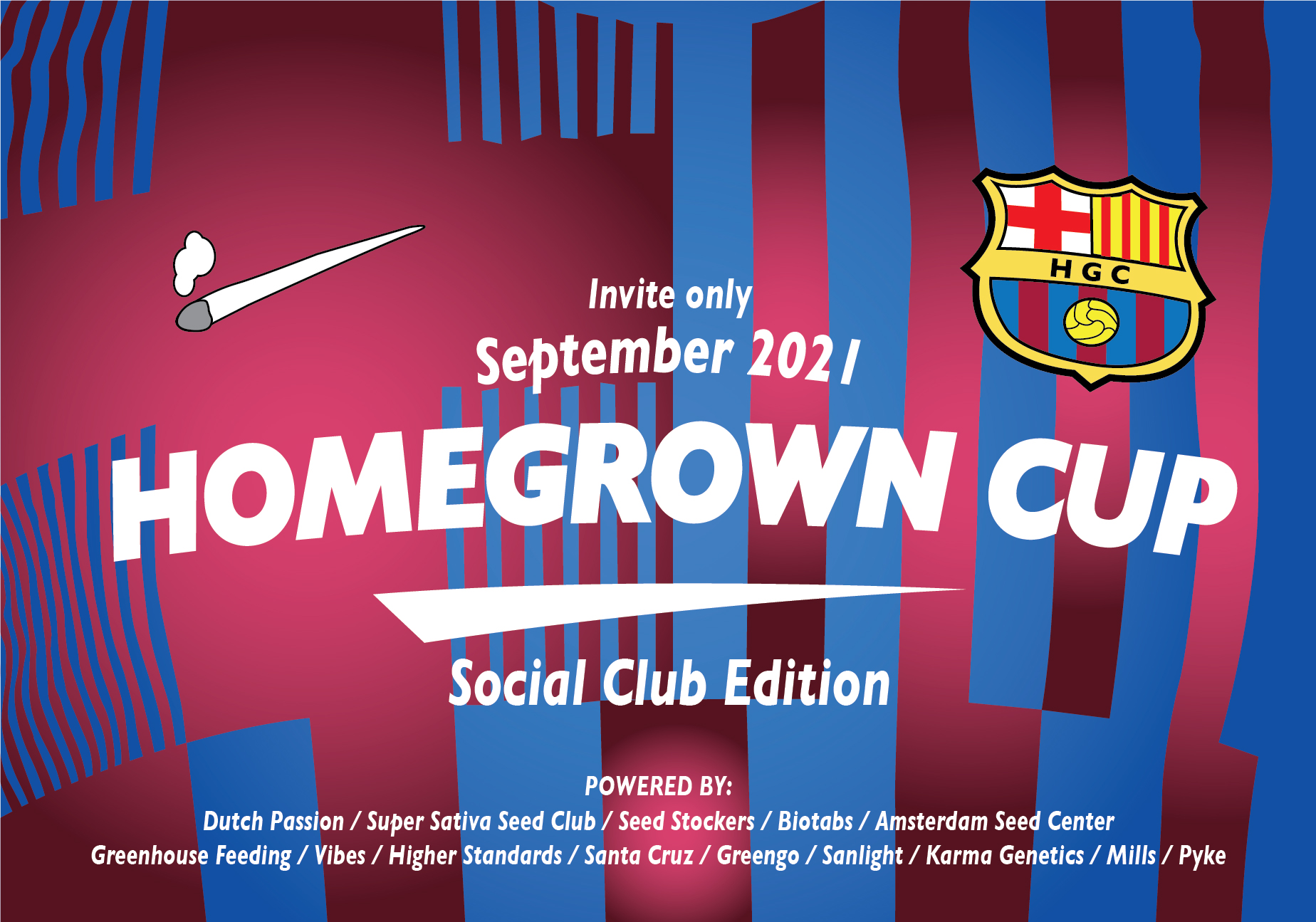 HomeGrown Cup 2021: Social Cup Edition (Barcelona)